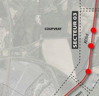 Plan secteur RD5D